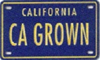 CA Grown, Califronia Farming