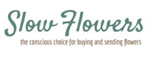 logo slow flowers