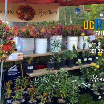 University of California, Riverside – Fall Plant Sale