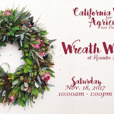 CWA Wreath Workshop