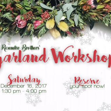 Garland Workshop